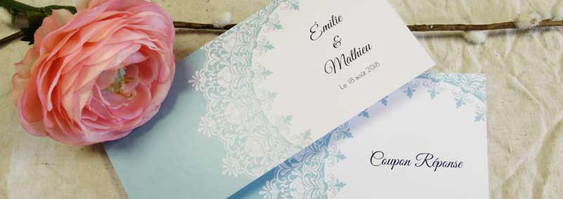 Collection Bleu Romantique