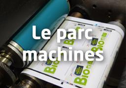 Parc machines | Le p'tit imprimeur.bzh
