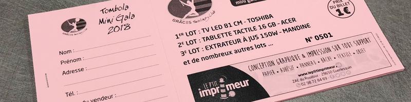 Tombola | Le p'tit imprimeur.bzh