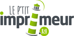 Logo du p'tit imprimeur.bzh